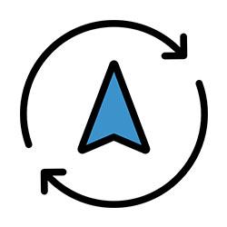 Prawo przewozowe- ikona